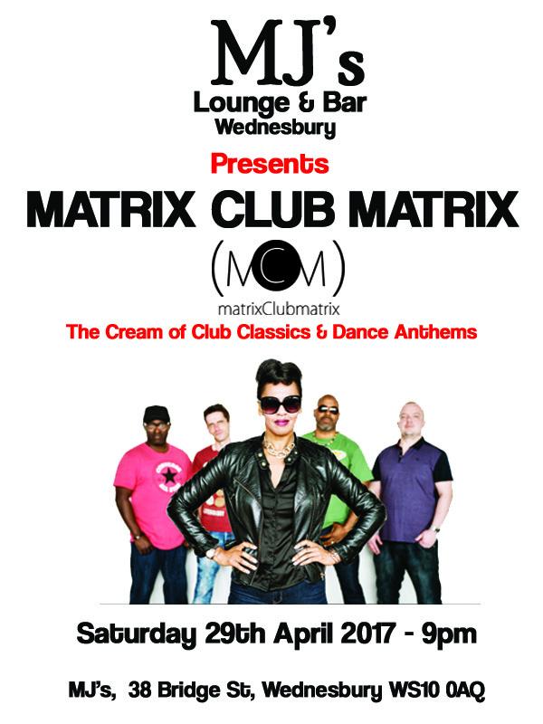 MJ's Matrix Club Matrix copy